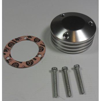 AMAL Classic Motorcycle Carb Float Extension Kit John Tickle Polished Alloy