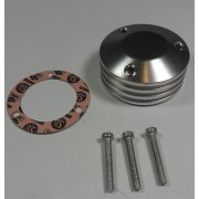 Classic Motorcycle AMAL Carb Float Extension Kit John Tickle Polished Alloy