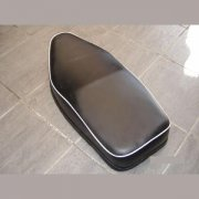 Classic Motorcycle BSA A10 Super Rocket Motorcycle Seat OEM No 42-9230