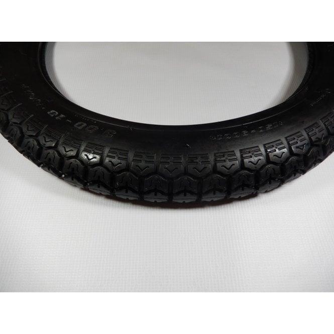 BSA Classic Motorcycle Bantam Tubed Tyre Tube 300-18