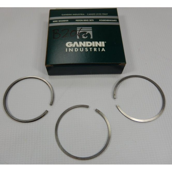 BSA Classic Motorcycle C15 Piston Ring Set +60 Oversize