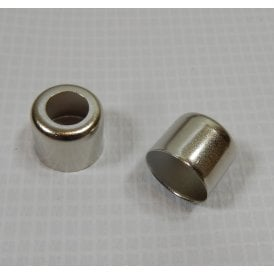 Classic Motorcycle Fuel Hose Ferrule For 1/4'' Tube Sold in Pairs