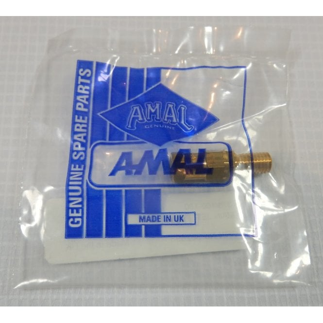 AMAL Classic Motorcycle Genuine Main Jet 376/100-180 Made in UK