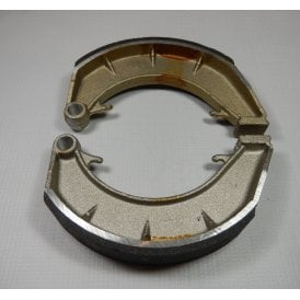 "Classic Motorcycle Norton Brake Shoes (Pair) OEM NM18502 Will Fit 8"" Hub"