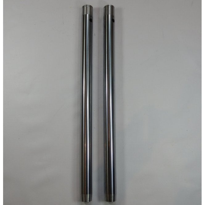 Norton Classic Motorcycle Dominator Fork Stanchions Short Hard Chrome 22
