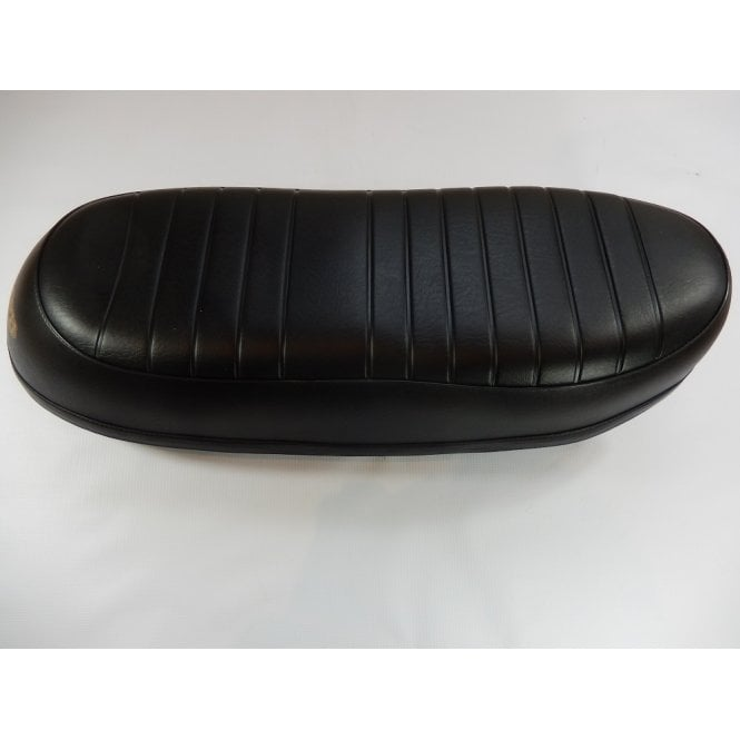 Triumph Classic Motorcycle Seat TR6, T120 (1967) Dual Seat OEM No 82-7482