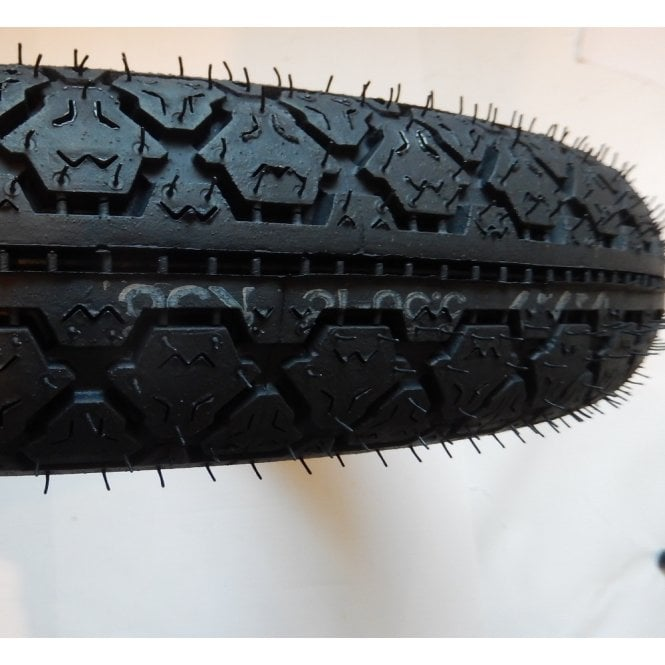 """Classic Style Road Tubed Tyre 350S x 18"""" Heidenau German Tyre Excellent Quality"""