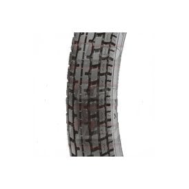 "Classic Style Tubed Tyre 325H x 19"" Heidenau German Tyre Excellent Quality"