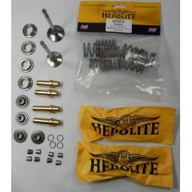Classic Triumph T120, TR6 Valve Complete Head Re-build Kit Hepolite