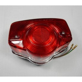 Complete Rear Light Honda C50, C70, C90, CB125-750, SS50, CD50, CF7