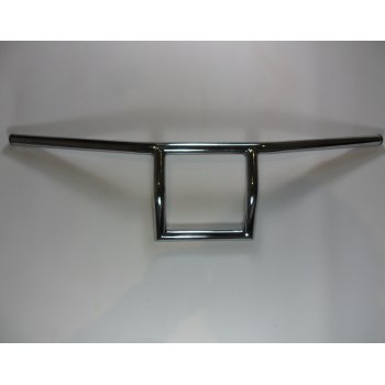 Custom Chrome Drag T-bar Handlebars Suitable For All Bikes