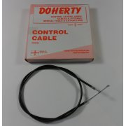 Doherty Throttle cable Fits AMAL Concentric