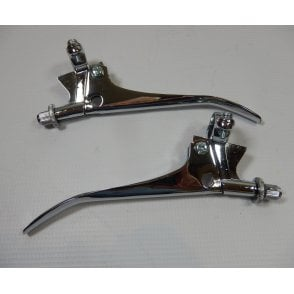 Doherty Type Clutch & Brake Lever Set Straight Ended OEM No 29-8832, 28-8812 UK Made