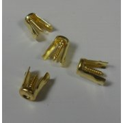 Duralite HT Lead Terminal (Brass) Sold in Sets of 4 Screw Type
