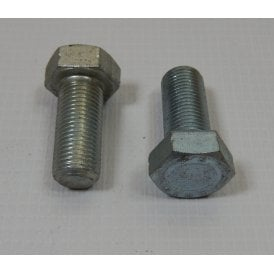 Early Triumph T120, TR6 Footrest Bolts (Pair) OEM No 21-1969 Made in UK