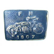 FN 1907 Pin Badge for Classic Motorcycle