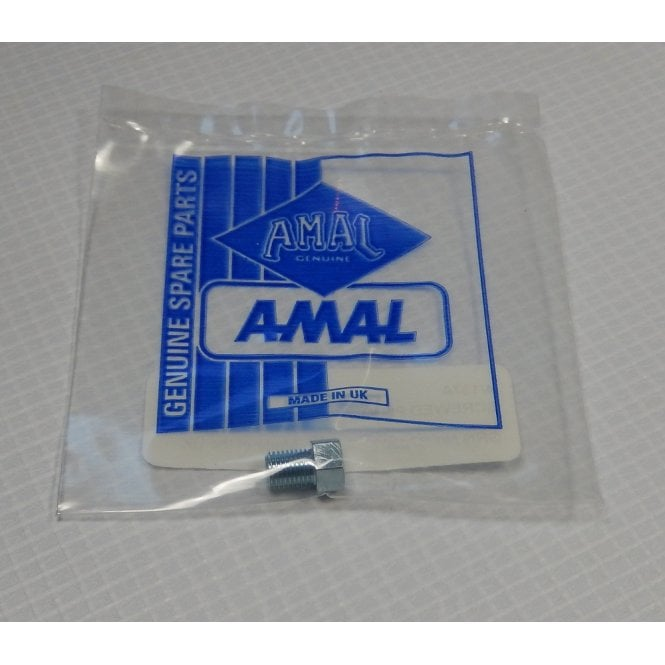 AMAL Genuine 376 Blanking Plug For Mixing Chamber Top Pt No 4/137A