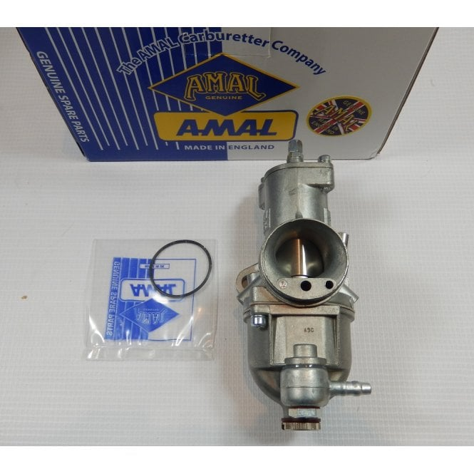 AMAL Genuine Carburettor 626/300 Right Hand 26mm 4-Stroke Mk1 Standard Build