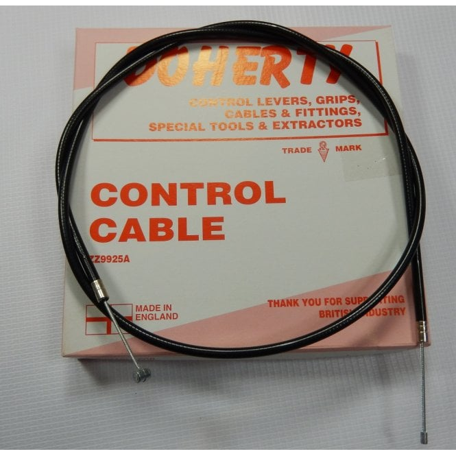 Doherty Genuine Throttle cable Fits AMAL Concentric Carburetters 36