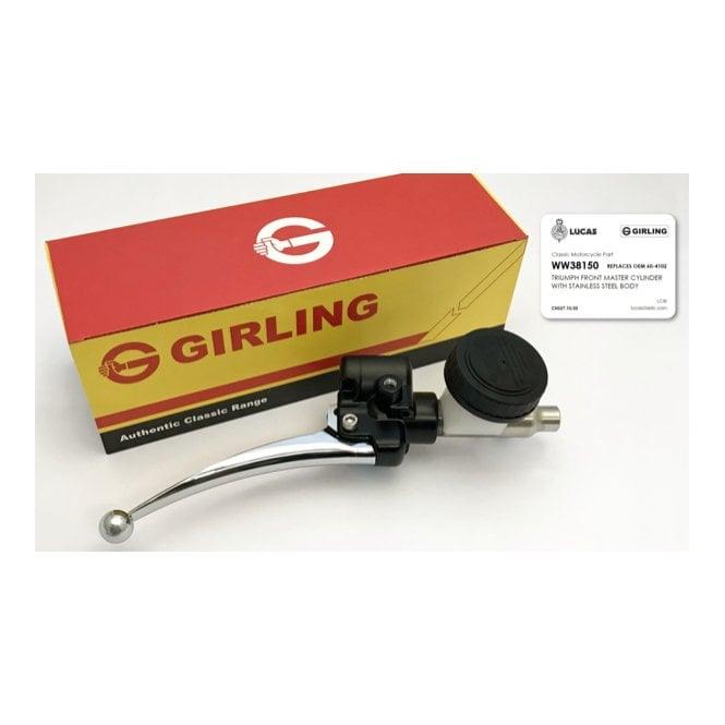 Girling Genuine Front Brake Master Cylinder Fits Triumph TR7, T140 & T160
