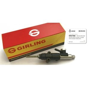 Genuine Girling Rear Master Cylinder for Triumph T140, TR7, T160 OEM 60-4401