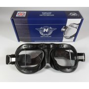 Genuine Halcyon Racing Goggles Black Frames Mark 8 Racing