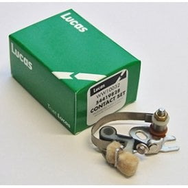 Genuine Lucas BSA / Triumph 3 Cylinder Contact Set OEM: 54419828