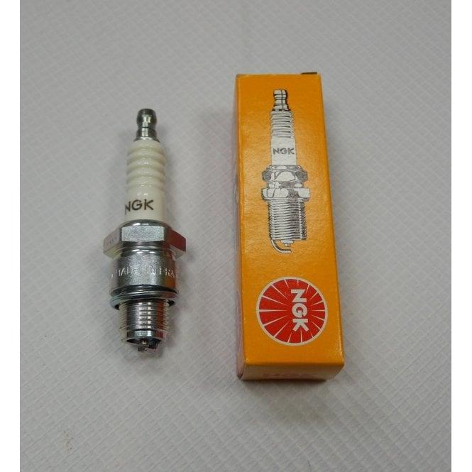 NGK Genuine Spark Plug B6HS Short Reach Fits BSA Bantam D1,D3,D5,D7 AJS, Ariel, Triumph