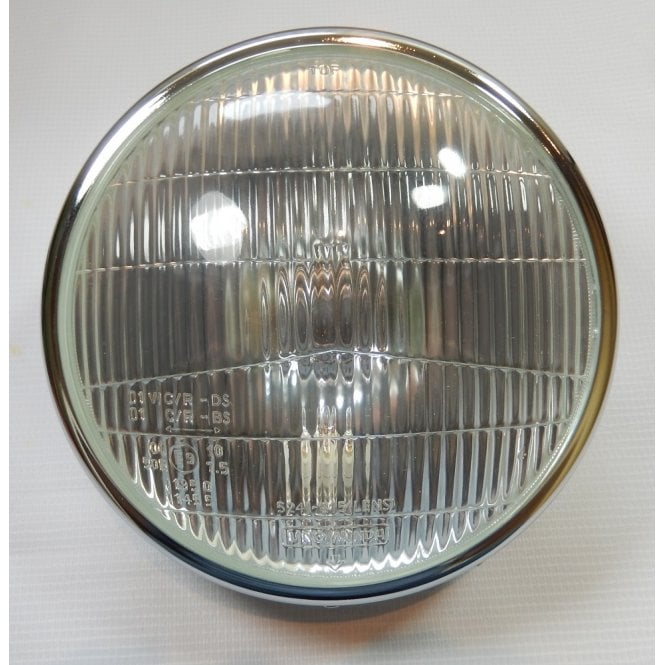 Royal Enfield Genuine Headlight Assembly Complete With Bulbs Pt No 592465/E