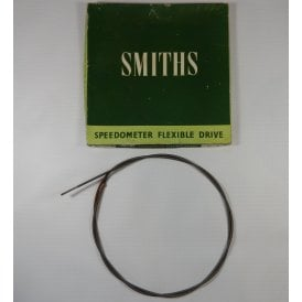 "Genuine Smiths Flexible Speedometer Drive Cable 4ft 8"" Long"