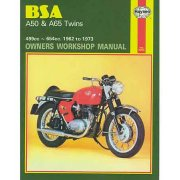 BSA A50/A65 Haynes Manual