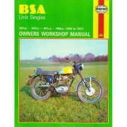 BSA Unit Singles Haynes Manual