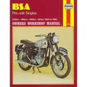 Haynes Manual BSA 1954-1961 Pre Unit Singles