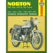 Norton 1957-70 Haynes Manual