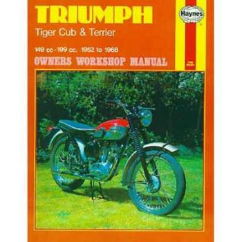 HAYNES Triumph 1952-68 Manual