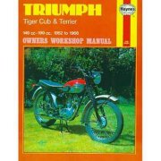 Triumph 1952-68 Haynes Manual