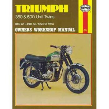 HAYNES Triumph 1958-73 Manual