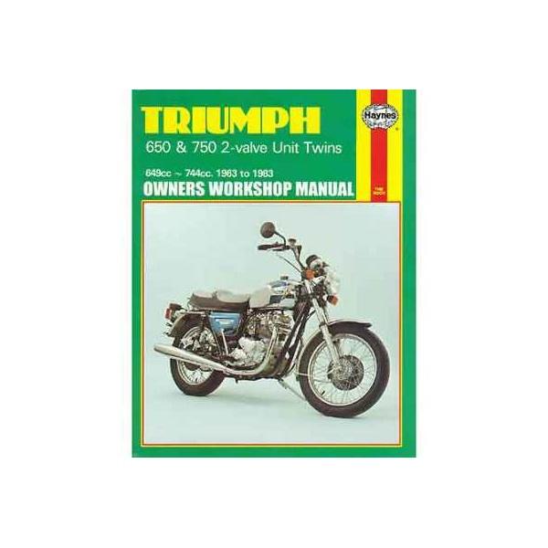 haynes triumph 1963 83 haynes manual mirrors manuals bike rh classicbikepartscheshire com triumph haynes manual pdf triumph haynes manual pdf
