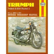 Triumph Trident / BSA Rocket Haynes Manual