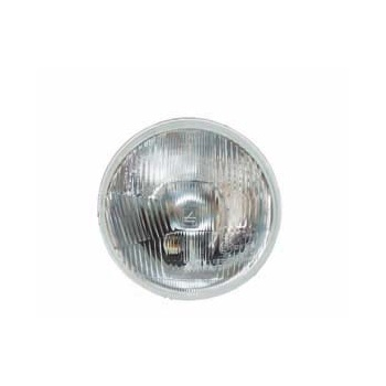"""Headlight Durite 7"""" Unit Domed"""