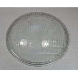 "Headlight Glass Domed 7"" For BSA / Triumph & Other Classic Bikes"