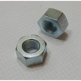 "Hexagonal UNF Nuts 1/2"" Sold in Pairs OEM No 14-0305 UK Made"