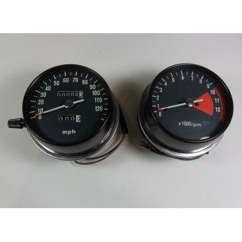 Honda 750 Four Matching Speedometer & Tachometer Set