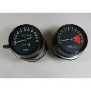 Honda 750 Four Matching Speedometer & Tachometer Set