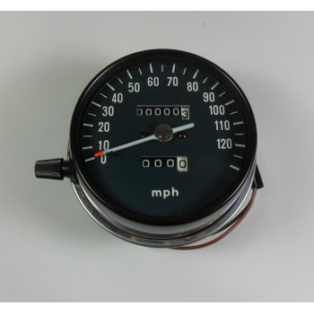Honda 750 Four Speedometer Up To 140MPH