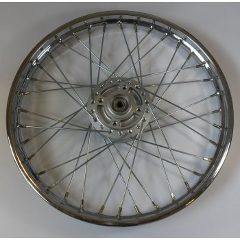 Honda ANF125 Innova Front Wheel Complete With Hub 1.40 Width x 17