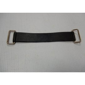 Battery Strap 160mm Long x 25mm Wide With Clips