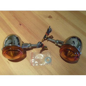 Honda Bullet Indicators for Classic & Custom Motorcycle