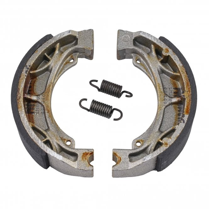 Honda C50, C70, C90 Brake Shoes & Springs Fits Modes from 1975 on