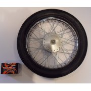 Honda C50,C70 C90 Front Wheel Set Rim Size 1.20 x 17 Up to 1995